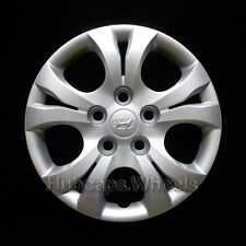 Hyundai Elantra 2010-2016 Hubcap - Genuine Factory OEM Wheel Cover 55566 Silver