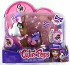 Cutie Pops Pets - S'Mores Pups dress Up Style N Pop Create N Swap Jada Toys NEW