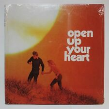 VARIOUS Open Up Your Heart LP Columbia House Rec. 1P-6116 US 1974 M SEALED 2E