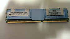 HP 8gb ram (2x4gb) dl380 g5 FB DIMM 466436-061 398708-061 pc2-5300f