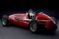 MASERATI  FORMULA 1 1949  (REAR V.) CLASSIC SUPERCAR LARGE POSTER / PHOTOGRAPHY