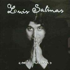 NEW - Solo Guitarra by Salinas, Luis