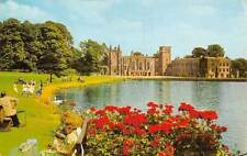 Newstead Abbey near Mansfield (One time home of Lord Byron)