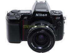 Nikon F-801 (N8008) reflex a pellicola con zoom Nikkor 35/70mm. f3,3-4,5.