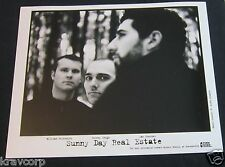 SUNNY DAY REAL ESTATE—2000 PUBLICITY PHOTO