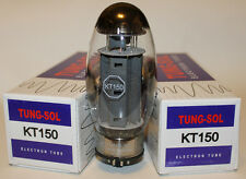 Matched Pair of Tung Sol KT150 tubes, Brand New in Box !  LQQK