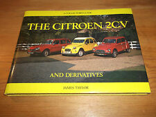 Book. The Citroen 2CV and Derivatives. A Collector's Guide. James Taylor. 1st.