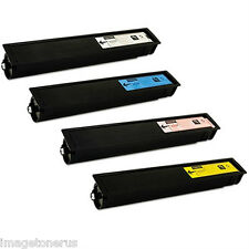 4-Pack Toner Cartridges for Toshiba eStudio 2330c 2820c 2830c 3520c 3530c 4520c