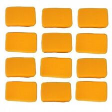6 1/2 x 4 1/2 Inch 12-Pack Grout Sponges