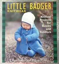 Little Badger Knitwear Knitted Projects For Babies And Toddlers Clothing Pattern