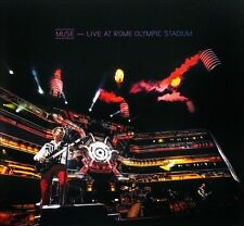 Live at Rome Olympic Stadium [CD + Blu-Ray] [Digipak] by Muse (CD, Dec-2013,...