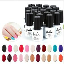 1m SMALTO UV BELEN 79 COLORI GEL NAIL ART DECORAZIONE UNGHIE FRENCH