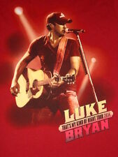 Luke Bryan That's My Kind of Tour 2014 Local Crew T-shirt Size Small