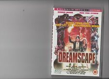 DREAMSCAPE DVD RETRO DENNIS QUAID SPECIAL EDITION