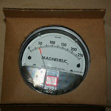 DWYER MAGNEHELIC GAGE DIFFERENTIAL PRESSURE GAUGE 2000-250PA