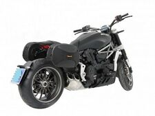 Ducati Diavel X panniers by Krauser. Street Softbags with full fitting kit