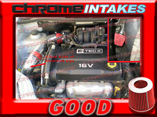 RED 04 05 06 07 08 CHEVY AVEO BASE/LS/LT 1.6 1.6L I4 COLD AIR INTAKE KIT