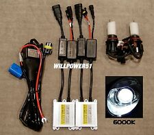 6000K HB5 9007 BI-XENON CANBUS NO ERROR SLIM HID KIT 05-12 FOR NISSAN PATHFINDER
