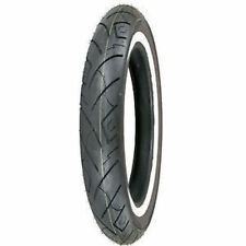 SHINKO 777 90/90-21 54H WIDE WHITE-WALL TYRE FRONT SUIT MOST MOTORCYCLE & CUSTOM