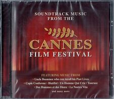 """SOUNDTRACK MUSIC FROM """"THE CANNES FILM FESTIVAL"""" / CD - NEU"""