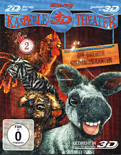 PUPPET THEATER 3D VOL 2 - 3D & 2D Blu Ray Disc -