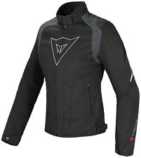 Dainese Laguna Seca D-Dry Motorcycle Jacket Ladies Col. black/ws Sz 42/48