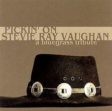 Pickin on Stevie Ray Vaugh Pickin on Steve Ray Vaughan CD
