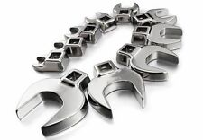 "Craftsman 10pc 3/8"" Drive SAE Crowfoot Wrench Set # 4362"