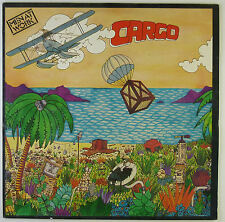 """12"""" LP - Men At Work - Cargo - k5409 - washed & cleaned"""