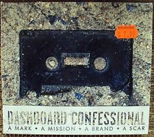 DASHBOARD CONFESSIONAL A Mark A Mission A Brand A Scar CD+DVD Vagrant emo