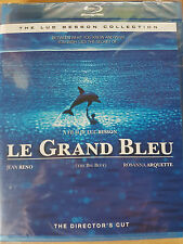 LE GRAND BLEU BLU RAY NEUF SOUS CELLOPHANE
