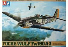 Tamiya 61037 1/48 Focke Wulf FW190 A3 Rare from Japan