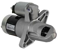 NEW STARTER MOTOR 1986-1992 MAZDA RX-7 NON TURBO MANUAL TRANSMISSION 1.3L