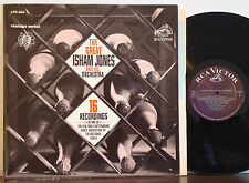 "ISHAM JONES ORC ""The Great"" RARE EXC 1S/1S DG RCA VINTAGE SERIES LP Woody Herman"