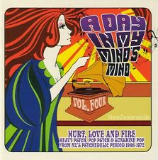A Day in my Mind's Mind 4 New Zealand PSYCH cd Avengers,Underdogs,Tom Thumb etc
