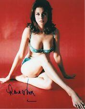 LANA WOOD Signed 10X8 Photo PLENTY O'TOOLE in DIAMONDS ARE FOREVER  BOND 007 COA