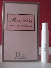 DIOR ~ Miss Dior ABSOLUTELY BLOOMING ~ ED Parfum Probe NEU OVP