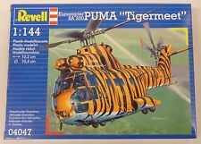 Revell 1/144 Eurocopter SA 330 Puma Tigermeet Model Kit 4047