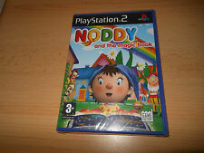 Noddy and the Magic Book PS2, PlayStation 2 (2006) New & Sealed