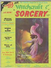 Witchcraft & Sorcery v1 #5 ( Formerly Coven 13 )    FN