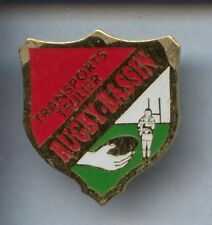 RARE BIG PINS PIN'S .. SPORT RUGBY BASSIN /  TRANSPORTS   #9B