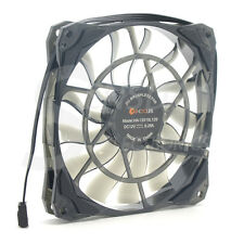 120mm pwm computer case fan 12015 120*120*15mm thickness 53.6CFM DC12V low noise