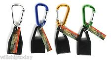 4 Lighter Leash Carabiner with Boot / Shoe does not retract
