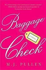 The Marriage Pact: Baggage Check : A Novel 3 by M. J. Pullen (2016, Hardcover)