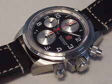 VICTORINOX SWISS ARMY AUTOMATIC CHRONOGRAPH 241187, VALJOUX 7750, NEW CONDITION