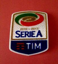 2016-17 Italian League Serie A TIM Football Soccer Toppa Badge Patch