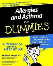 Allergies and Asthma For Dummies - Berger, William E. - Paperback