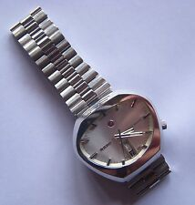 Vintage Rado NCC 404 Automatic Ref 11926 - Stainless Steel - Mens Watch - Mint
