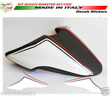 Kit adesivi per cover ducati monster 821 1200