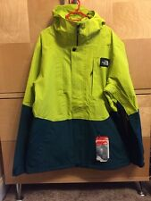 NEW The NORTH FACE TURN IT UP SKI SNOWBOARD  Men's JACKET HYVENT WATERPROOF